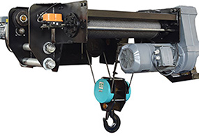 Electric Wire Rope Hoists Manufacturer