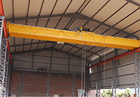 HOT Cranes - Single Girder HOT Crane Manufacturer