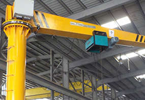 Jib Crane Manufacturers & Jib Crane Suppliers in India